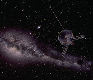 """Pioneer 10, Beyond Neptune's orbit"""